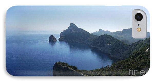 Cap De Formentor Phone Case by John Chatterley