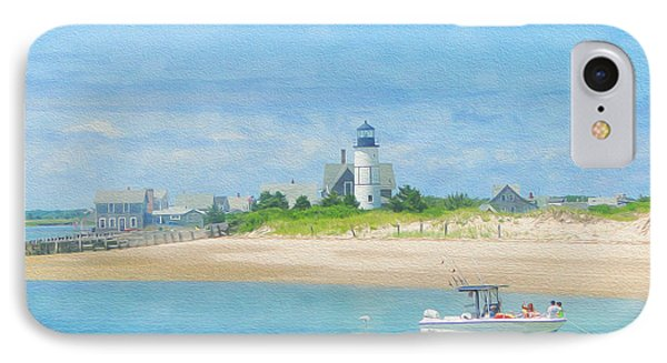 Cape Cod 03 IPhone Case by Joost Hogervorst
