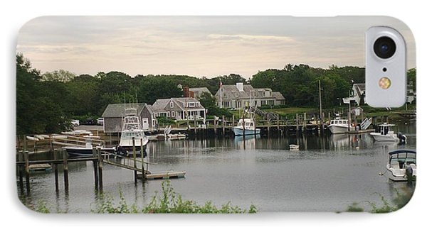 IPhone Case featuring the photograph Cape Cod At Dusk by Suzanne Powers