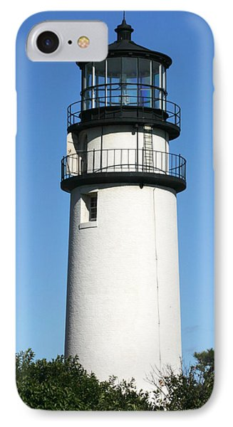 Cape Cod Highland Lighthouse Phone Case by Michelle Wiarda