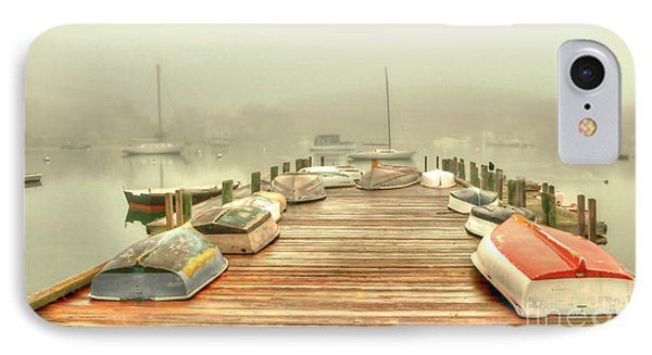 Cape Cod Morning 2 IPhone Case by Raymond Earley