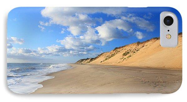 Cape Cod Ocean Beach IPhone Case by John Burk