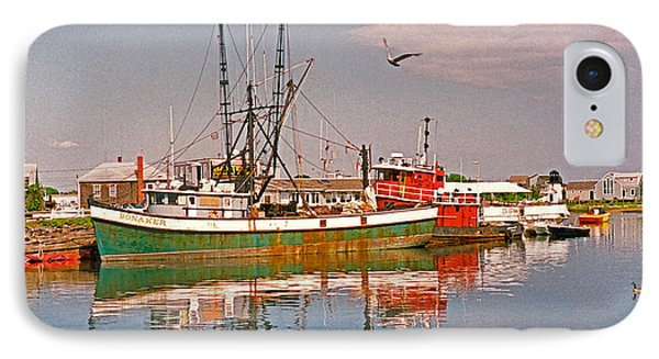 Cape Cod Scenic IPhone Case by Suzanne Gaff