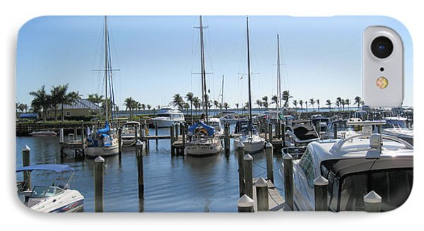IPhone Case featuring the photograph Cape Coral Fl by Oksana Semenchenko