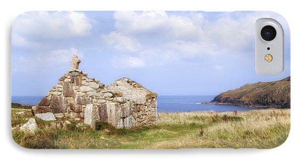 Cape Cornwall IPhone Case by Joana Kruse
