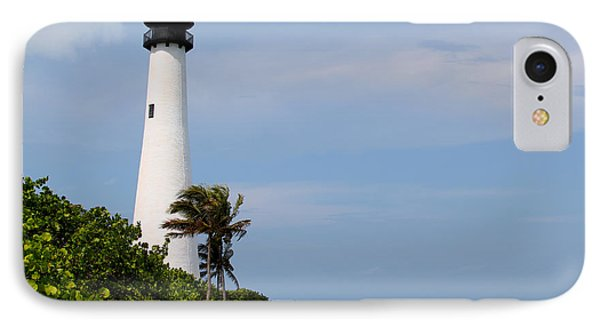 Cape Florida Beach Phone Case by Carey Chen