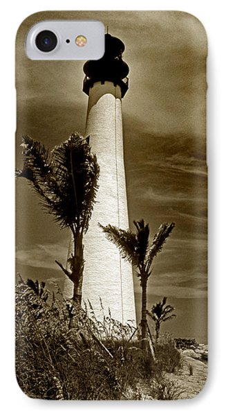 Cape Florida Lighthouse Phone Case by Skip Willits