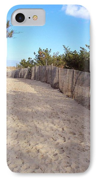 Cape Henlopen 5 Phone Case by Cynthia Harvey