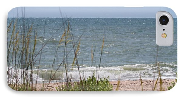 Cape Lookout National Seashore 2 IPhone Case by Cathy Lindsey