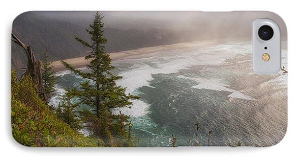Cape Lookout Vista IPhone Case