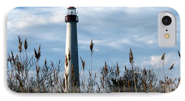 Cape May Light IPhone Case by Skip Willits