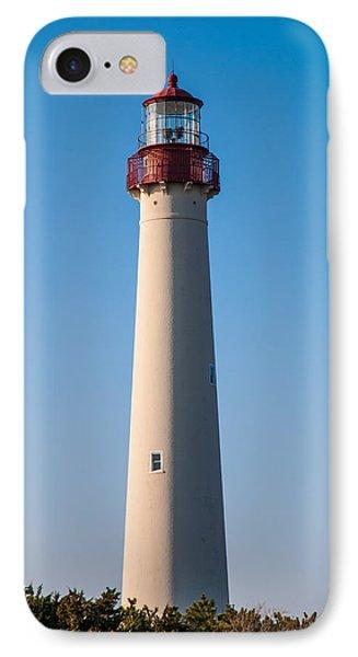 Cape May Lighthouse Phone Case by Jennifer Ancker