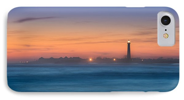 Cape May Lighthouse Sunset IPhone Case