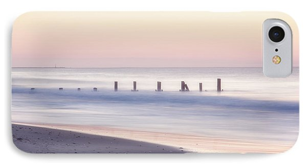 Cape May Ocean Dawn Phone Case by Tom Singleton
