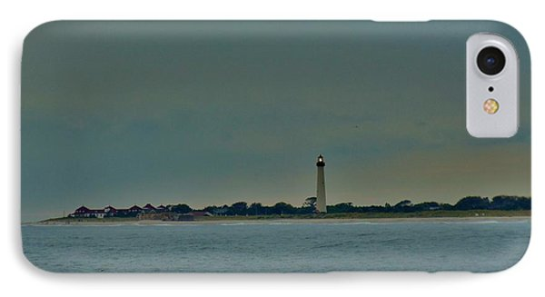IPhone Case featuring the photograph Cape May Point by Ed Sweeney