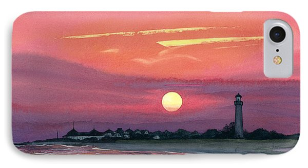 Cape May Sunset IPhone Case by Barbara Jewell