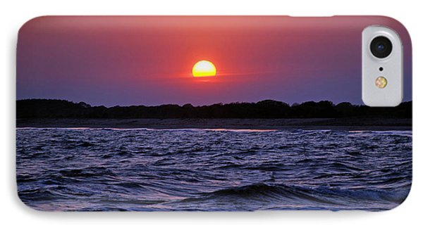 Cape May Sunset IPhone Case by Richard Bryce and Family