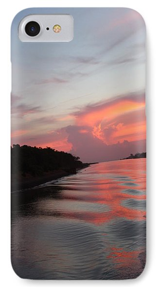 IPhone Case featuring the photograph Cape May Twilight by Vadim Levin