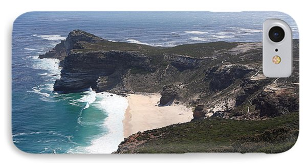 Cape Of Good Hope Coastline - South Africa IPhone Case by Aidan Moran