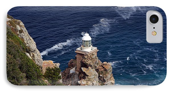 Cape Of Good Hope Lighthouse IPhone Case by Aidan Moran