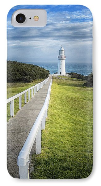 IPhone Case featuring the photograph Cape Otway by Kim Andelkovic