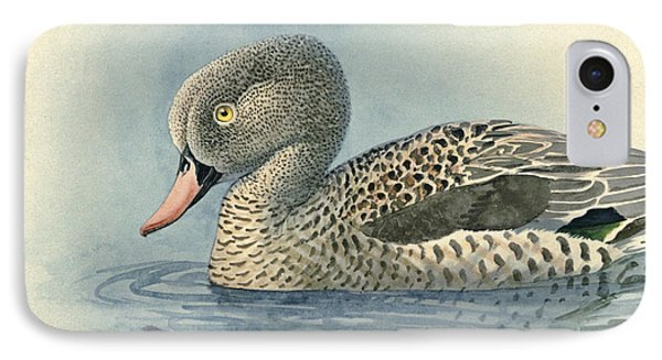 Cape Teal IPhone Case by Rob Dreyer
