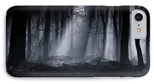 Capela Forest IPhone Case