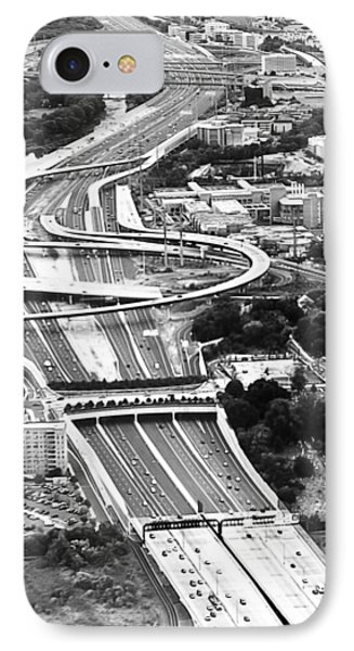 IPhone Case featuring the photograph Capital Beltway by Nicola Nobile