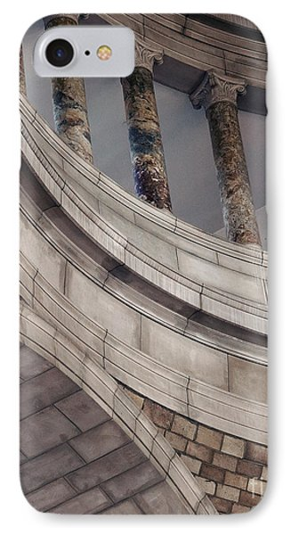 Capitol Curves IPhone Case