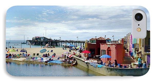 Capitola Begonia Festival Weekend IPhone Case by Amelia Racca