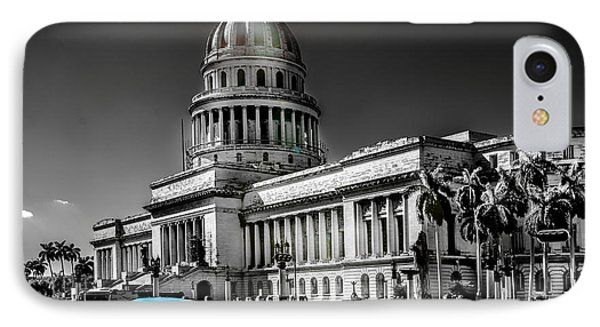 Capitolio IPhone Case by Patrick Boening