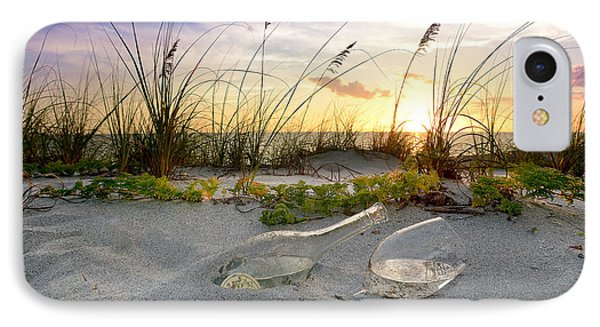Captiva  Sunset IPhone Case by Jon Neidert