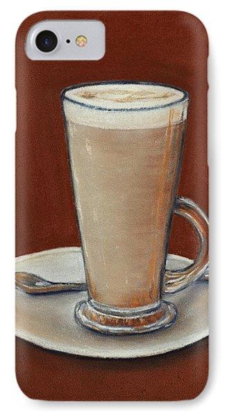 Cappuccino IPhone Case by Anastasiya Malakhova