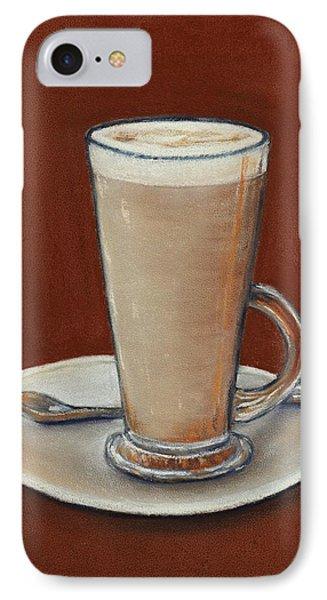 Cappuccino Phone Case by Anastasiya Malakhova
