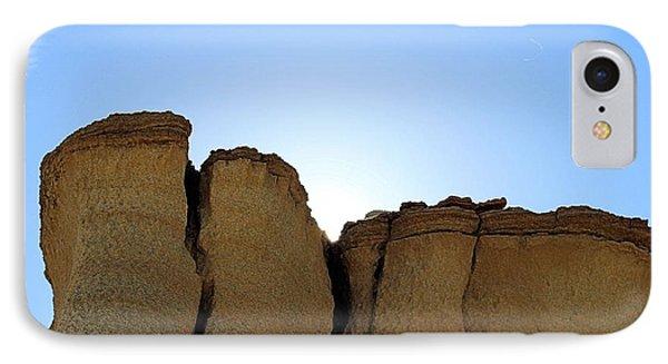 Caprock Butte IPhone Case