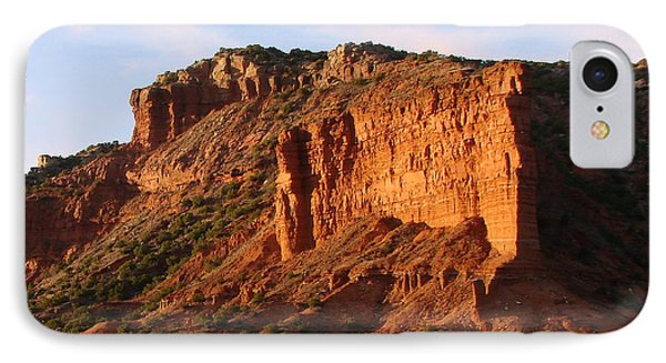 IPhone Case featuring the photograph Caprock Canyon by Linda Cox