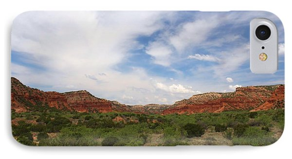 IPhone Case featuring the photograph Caprock Canyons State Park 2 by Elizabeth Budd