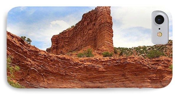 IPhone Case featuring the photograph Caprock Canyons State Park 3 by Elizabeth Budd