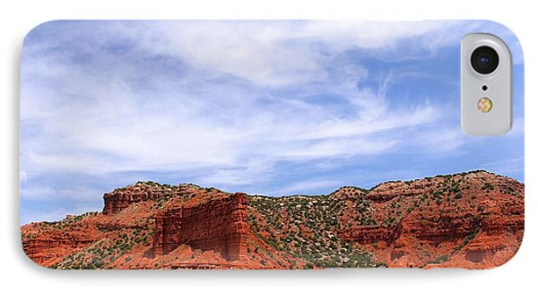 IPhone Case featuring the photograph Caprock Canyons State Park by Elizabeth Budd