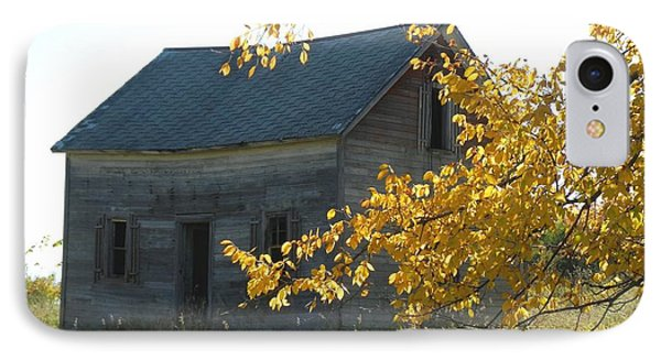 IPhone Case featuring the photograph Captain Ed's Homestead by Penny Meyers