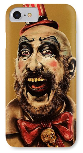 Captain Spalding Phone Case by Brent Andrew Doty