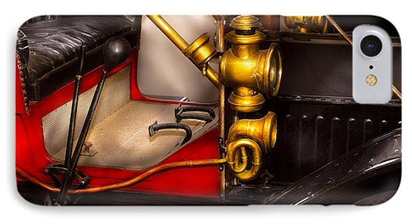 Car - Model T Ford  Phone Case by Mike Savad