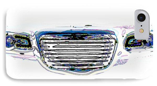 Car Mri Phone Case by Tom Gari Gallery-Three-Photography