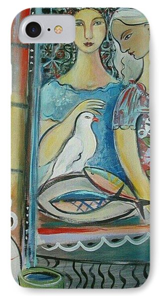 Caravan Of Dream Phone Case by Marlene LAbbe