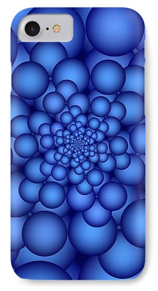 Carbonation Phone Case by TJ Art
