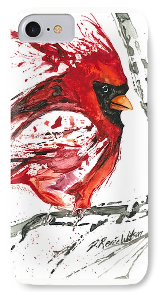 Cardinal Direction IPhone Case by D Renee Wilson