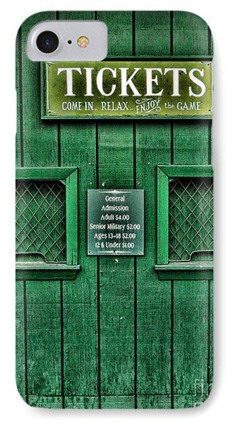 Cardines Field Phone Case by Nancy De Flon