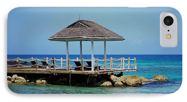 IPhone Case featuring the photograph Caribbean Breeze by Randy Pollard