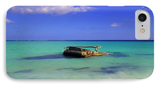IPhone Case featuring the photograph Caribbean Colors  by Eti Reid