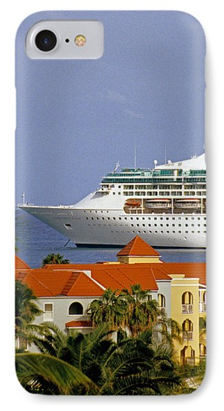 Caribbean Cruise IPhone Case by Dennis Cox WorldViews
